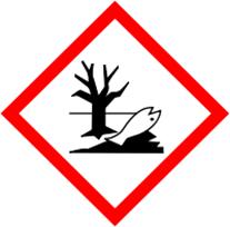 nebezpečný pre prostredie