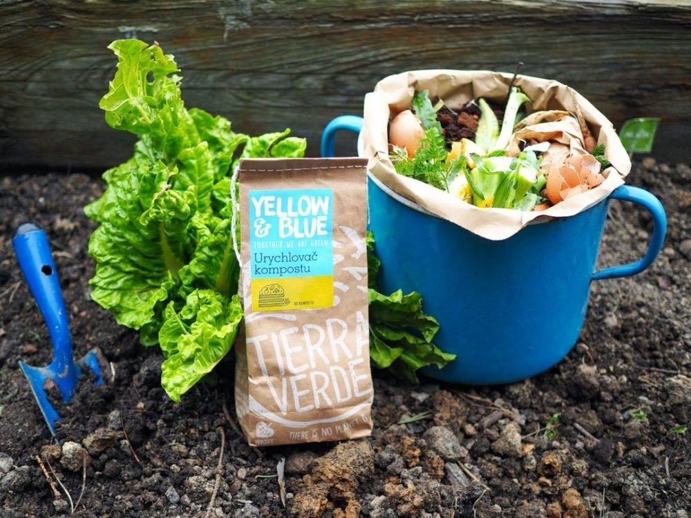 urýchľovač kompostu